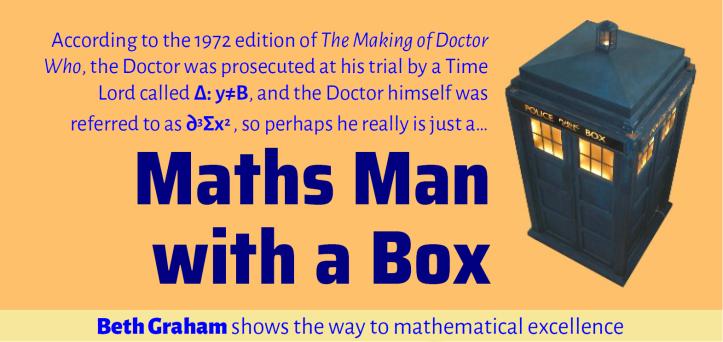 Beth-MathsMan-graphic