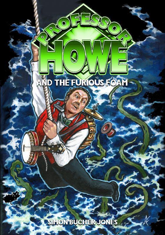 7252-Professor-Howe-and-the-Furious-Foam-paperback-book
